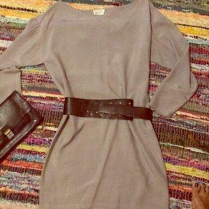 Vintage Calvin Klein silk tunic, sz8